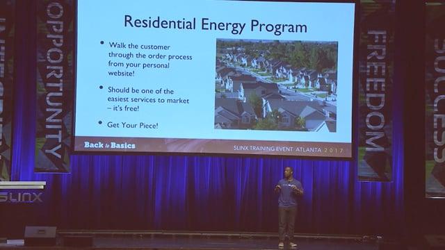 3056Ricardo Suber: Atlanta 2017 5LINX Energy Training
