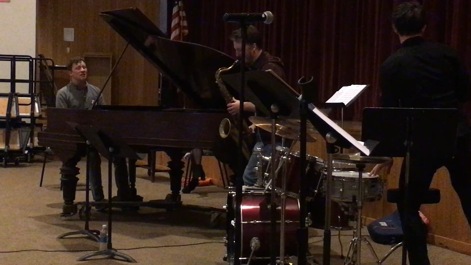 I Cannot Hear The City - Charlie Levy - Bridge Arts Ensemble