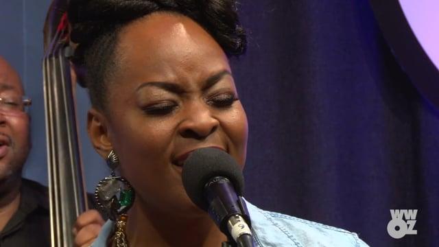 QUIANA LYNELL 'Hip Shakin' Mama (Irma Thomas Cover)'