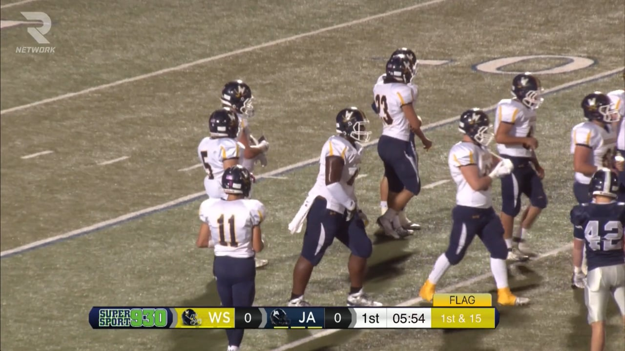 Varsity Football-2015-Game11-Washington