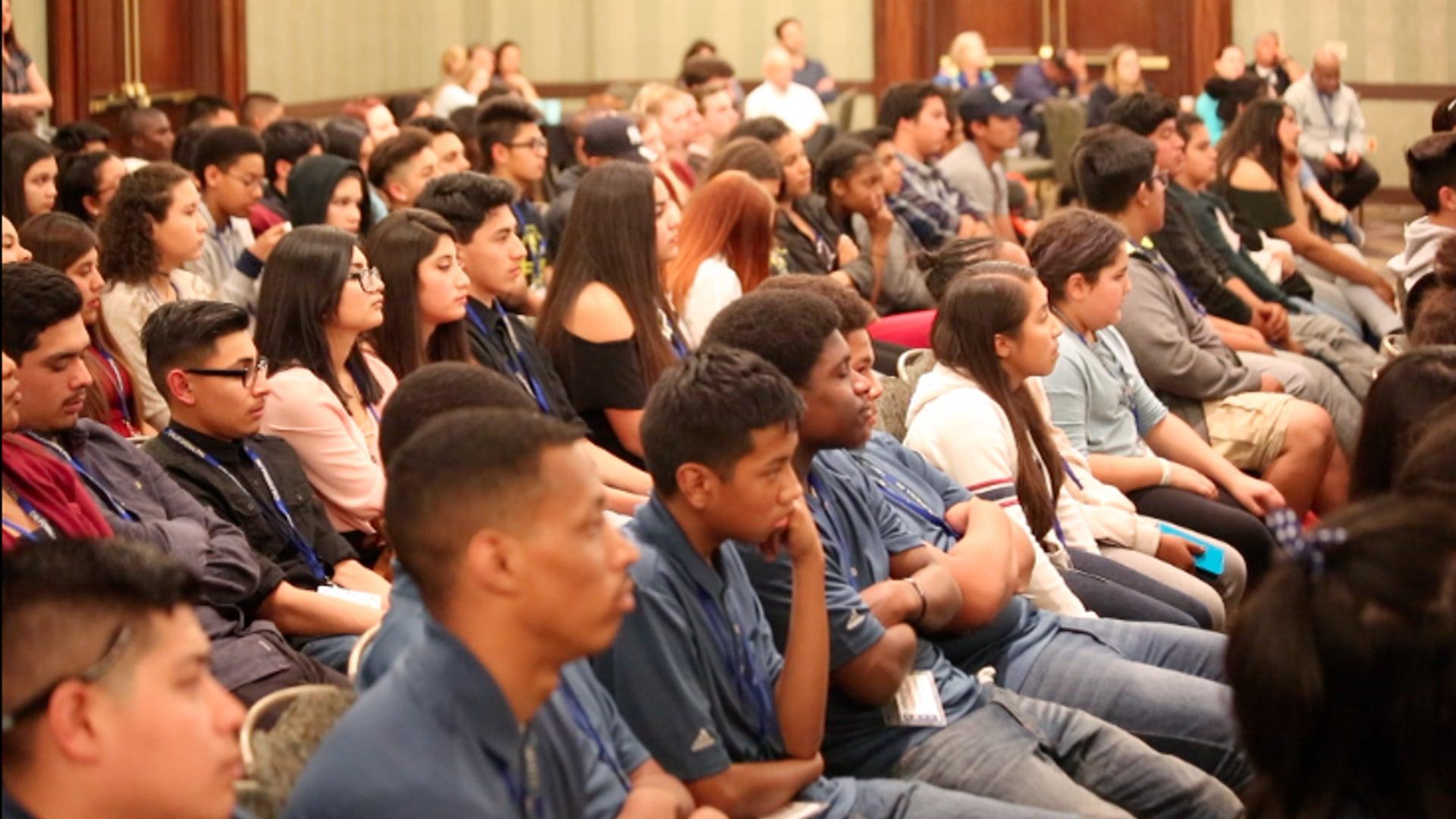 California Police Activity League (CAL PAL) Youth Leadership Academy