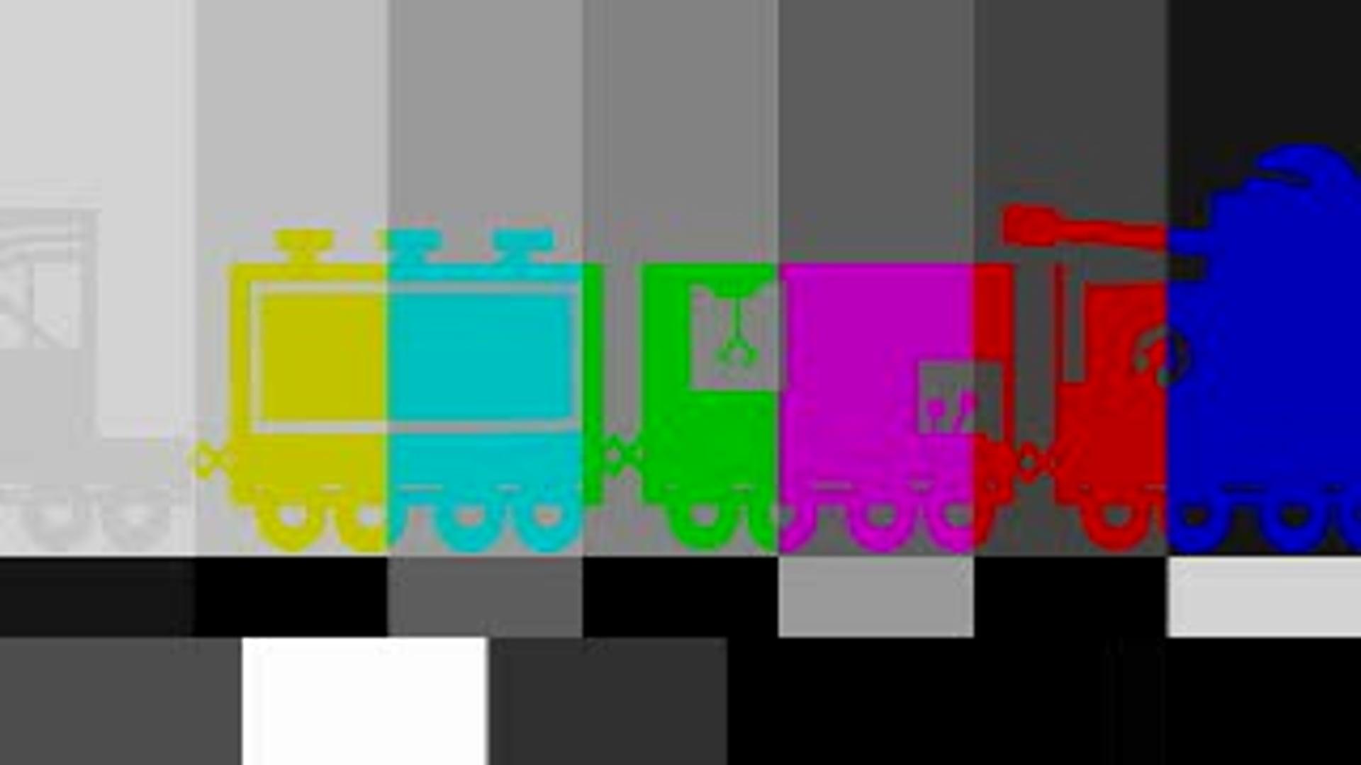 Trem - NTSC - 2001