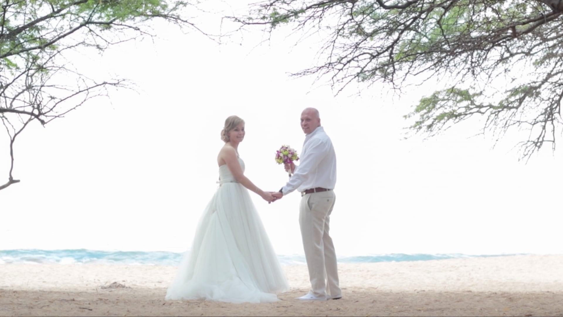Duewel Elopement Wedding on Maui