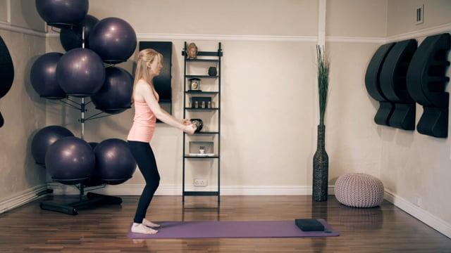 Pelvic Stability Exercises