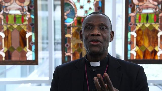Archbishop Josiah Atkins Idowu-Fearon: The Anglican Communion