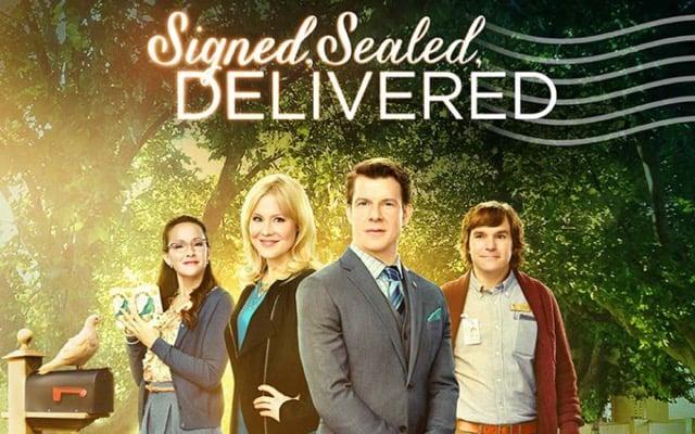 Signed, Sealed, Delivered for Christmas - Official Trailer