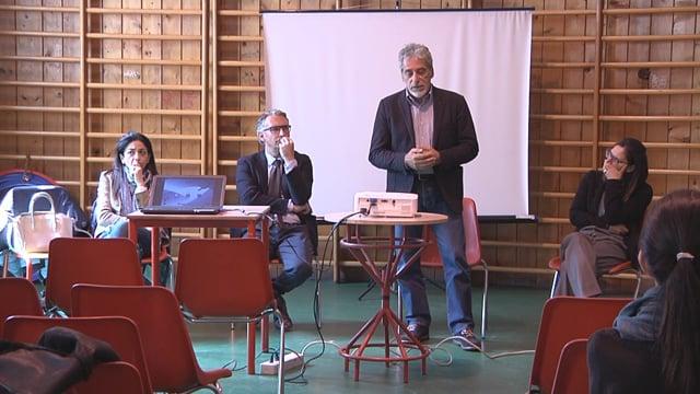 A scuola di giustizia: i ragazzi del Liceo Alberti incontrano Giuseppe Gulotta