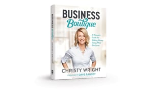 Expert Christy Wright Encourages Women to Start Businesses