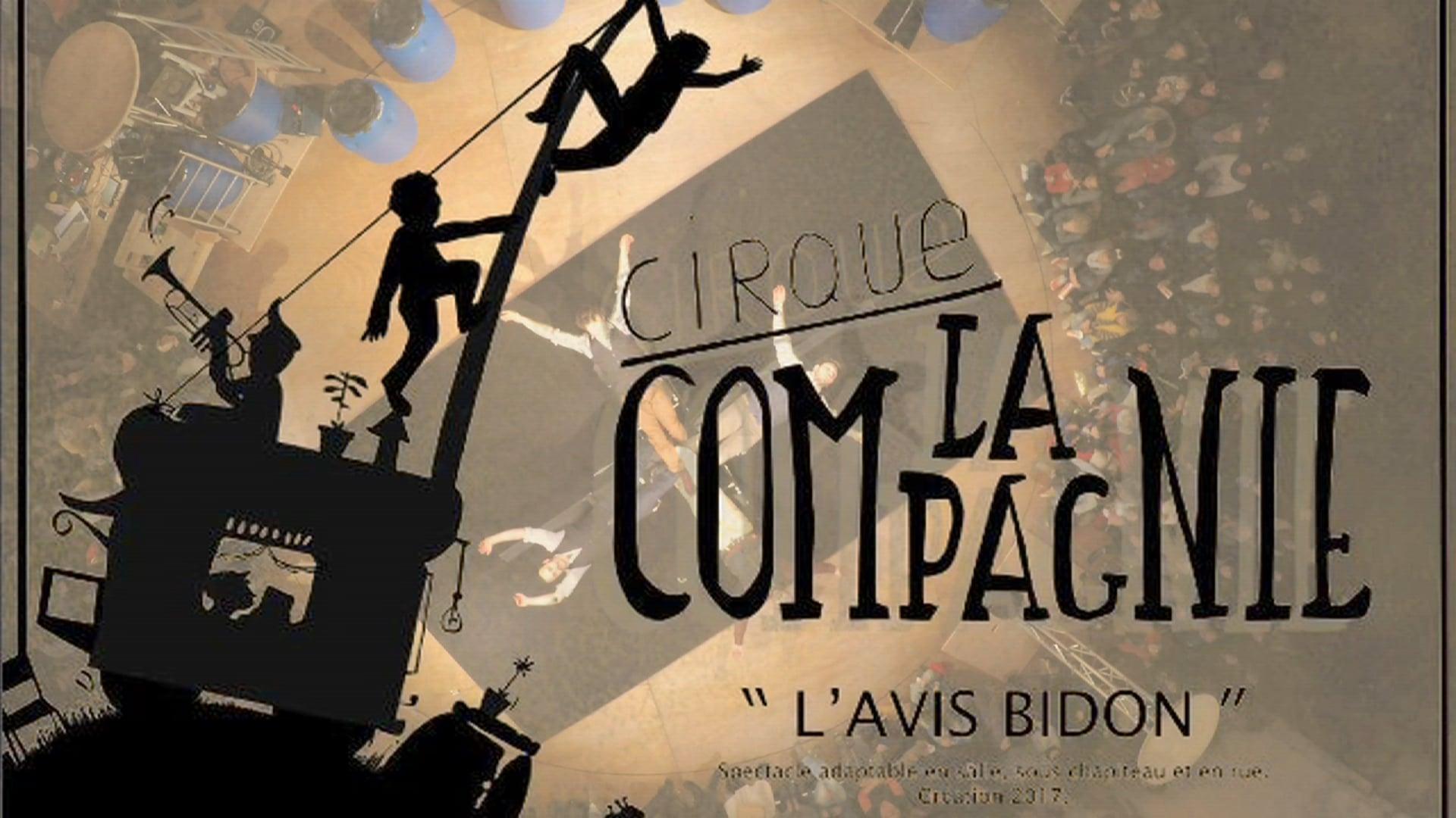 Teaser Cirque La Compagnie