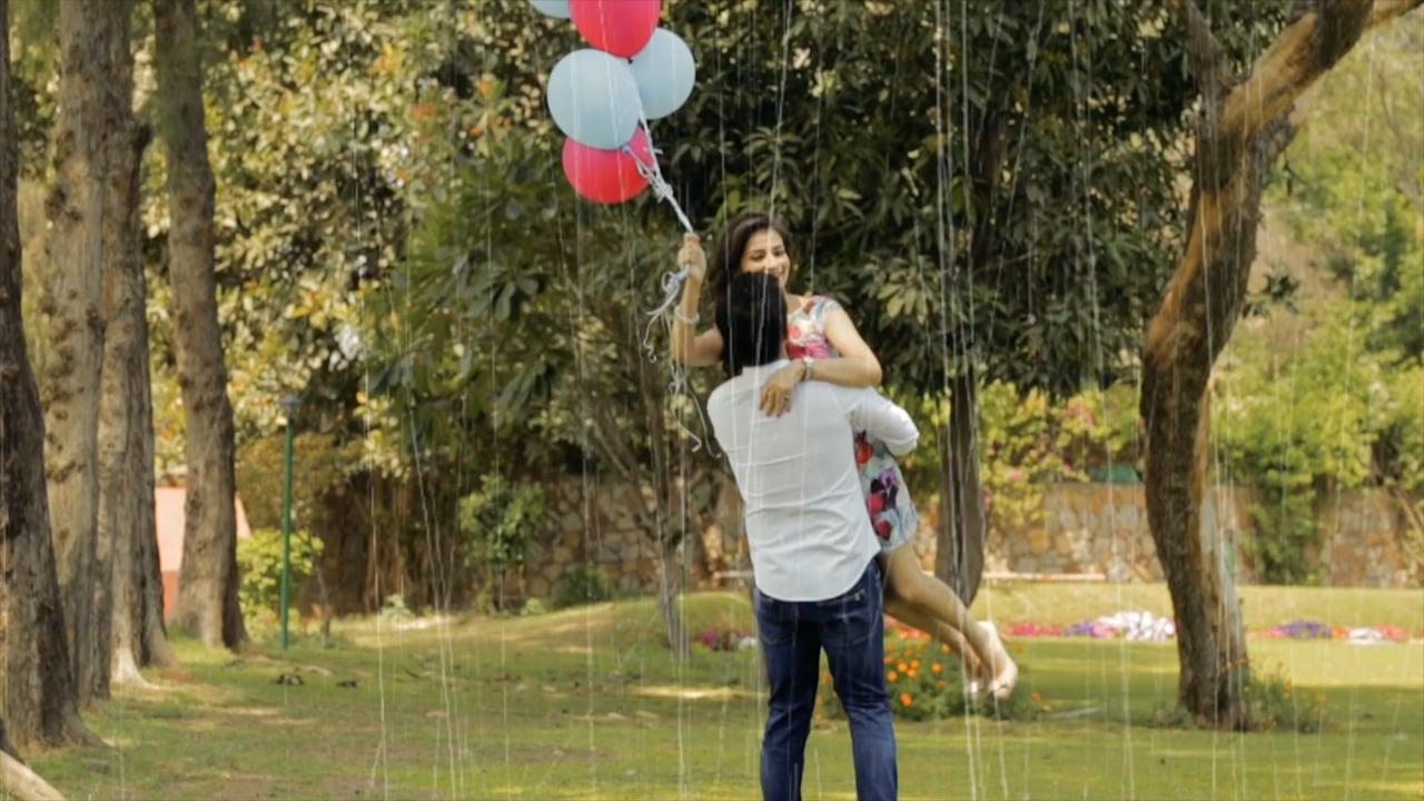 Arshiya &  Akshay - Save The Date