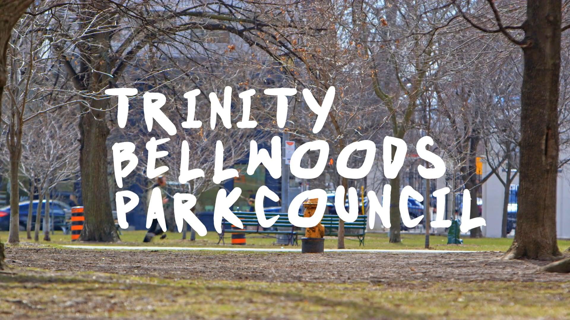 TORONTOPIA - TRINITY BELLWOODS PARK COUNCIL
