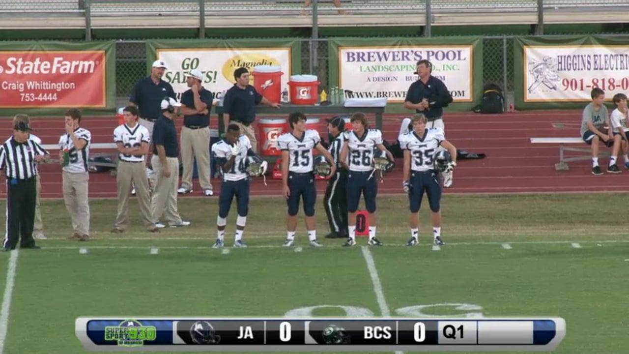 Varsity Football-2014-Game4-Briarcrest