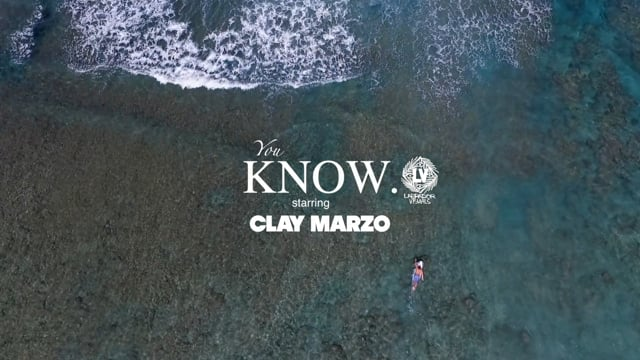 Clay Marzo – You Know he rips