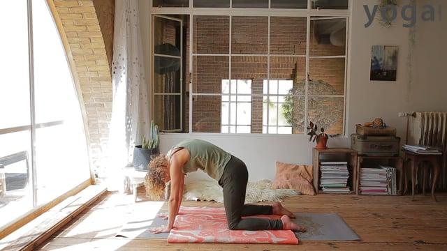 Zeven yogahoudingen tegen stress