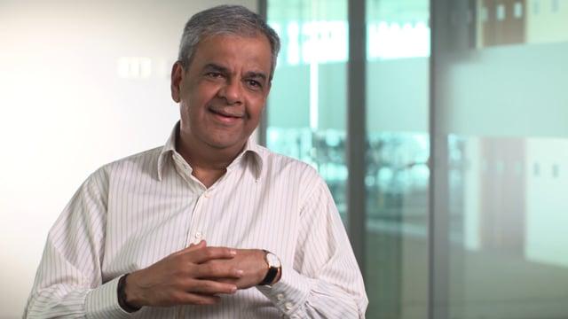 Leaders Quest - A Conversation with Ashok Vaswani