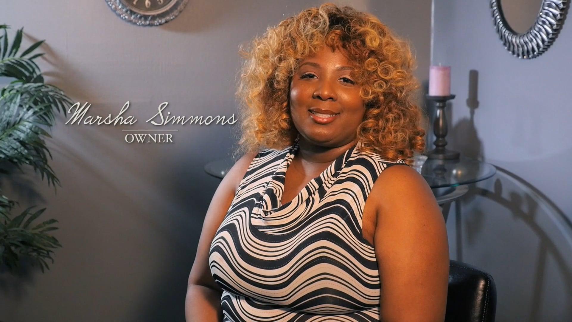 Promo Video for Marche Lash Bar (beauty shop)