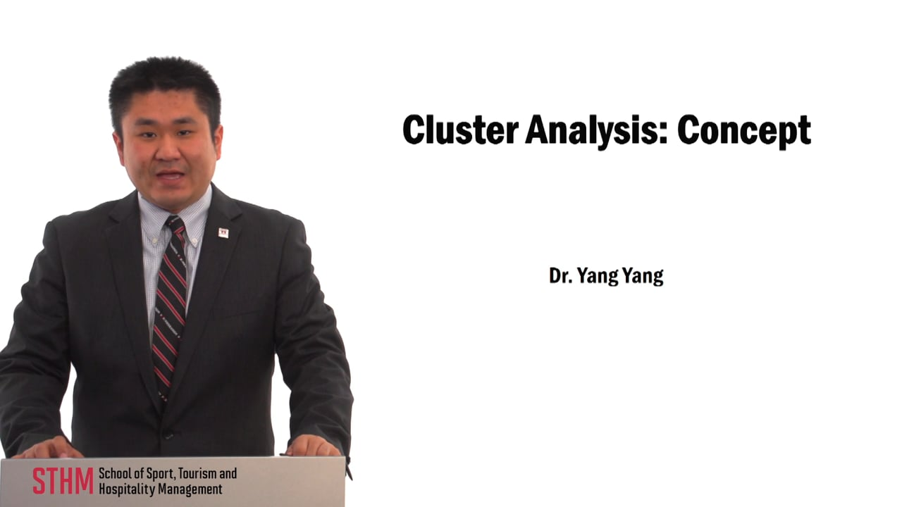 59724Cluster Analysis: Concept