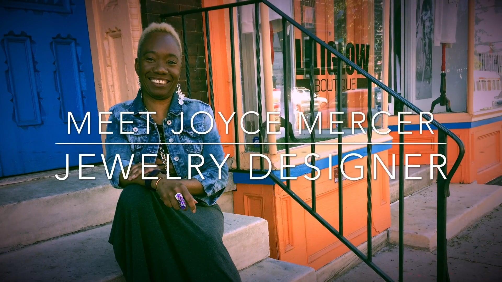 Meet Joyce | Orange Thursday