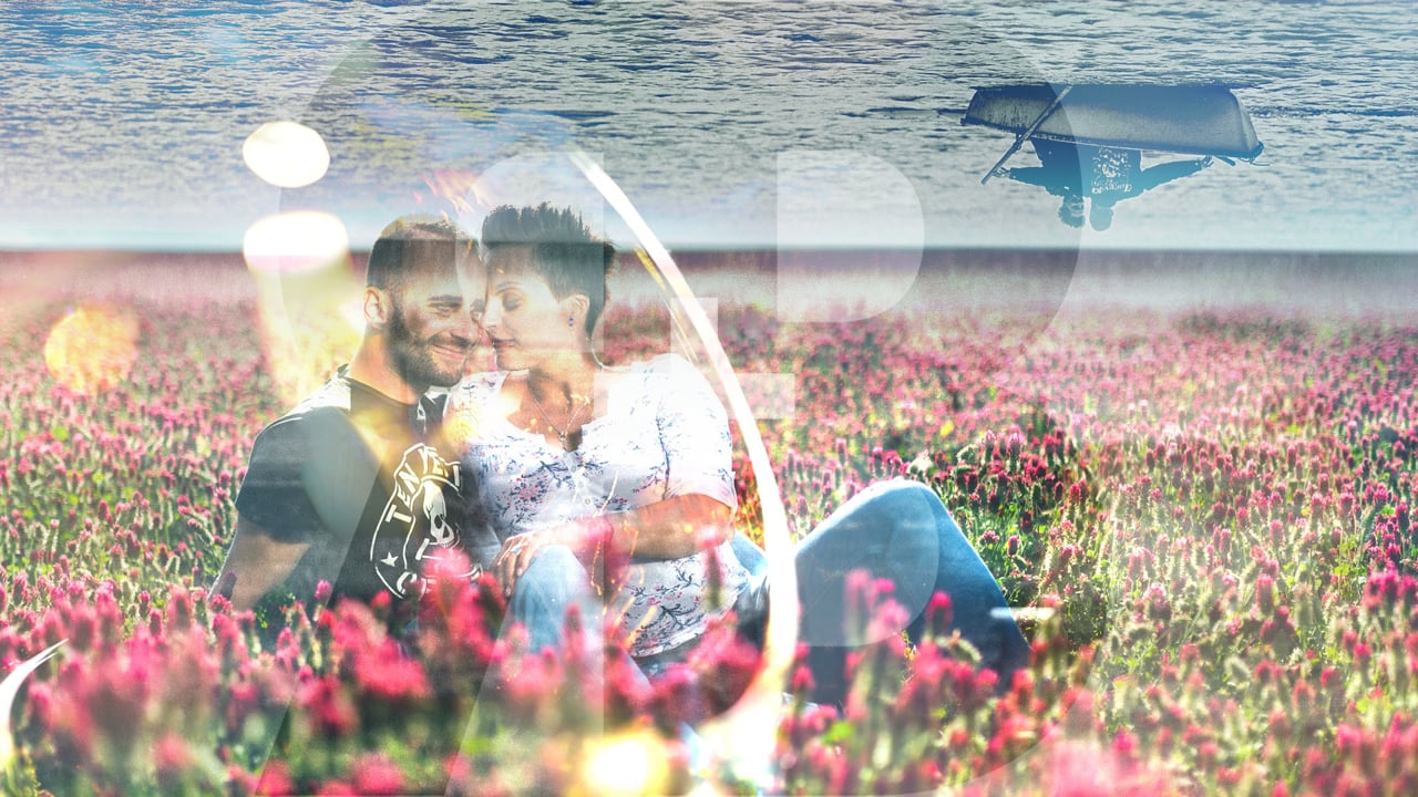 Love Story Reni and Bazsi