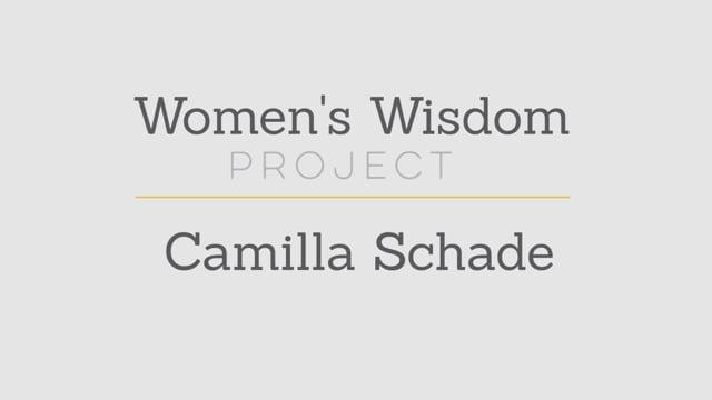 Camilla Schade