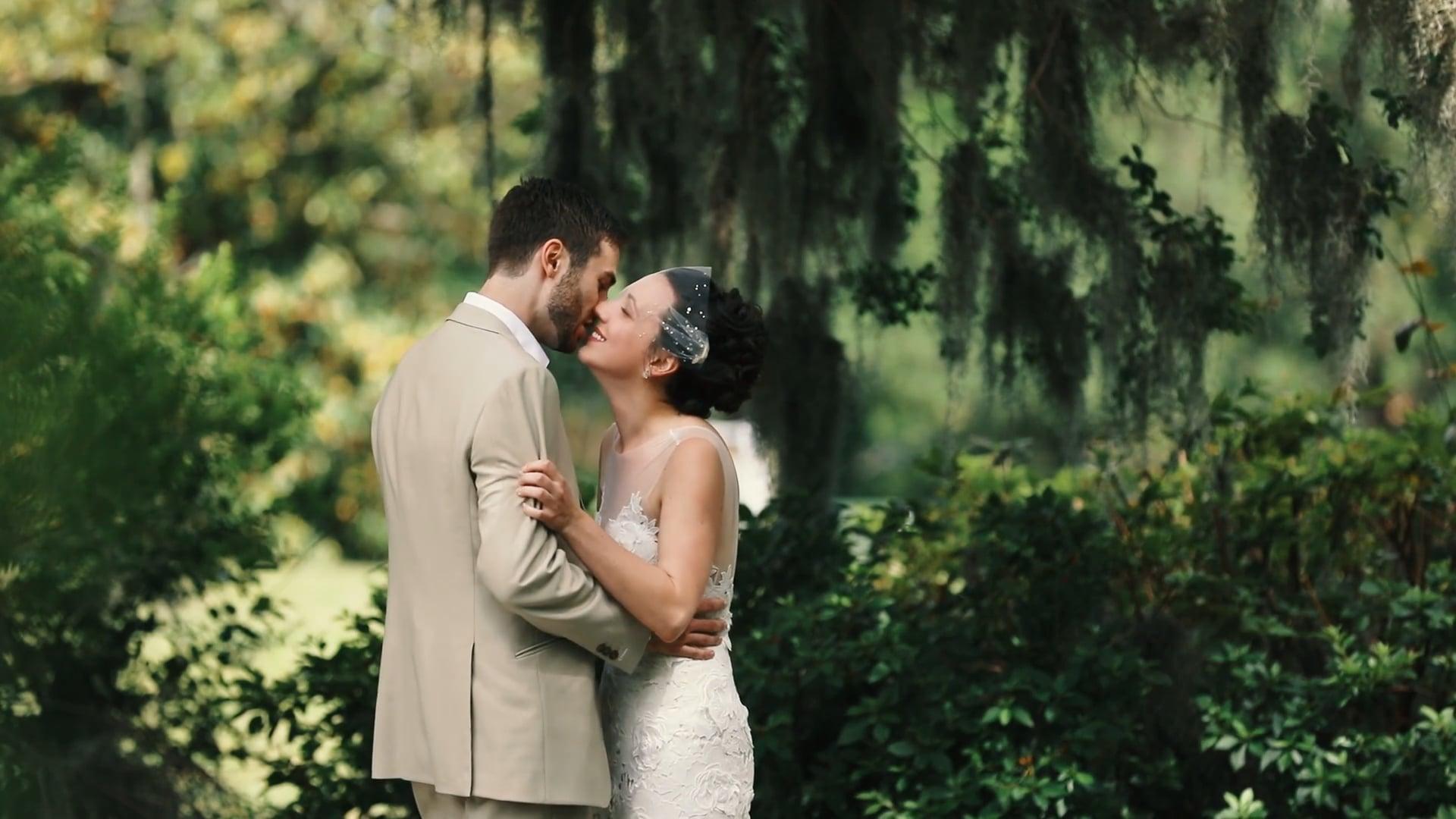 Whitney+David  {Intimate Wedding}