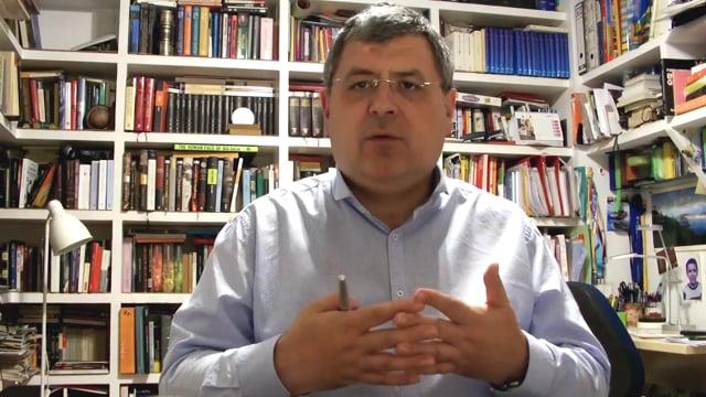 Image of the cover of the video;Reflexiones sobre inteligencia artificial y derechos fundamentales