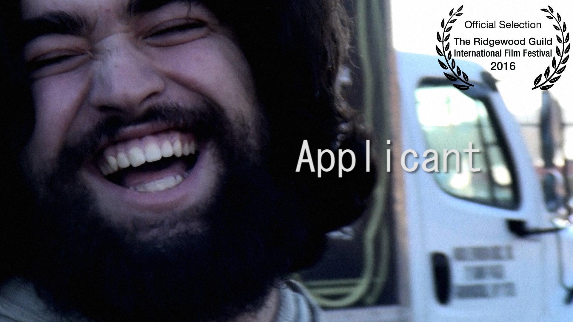 Applicant (Short Film)