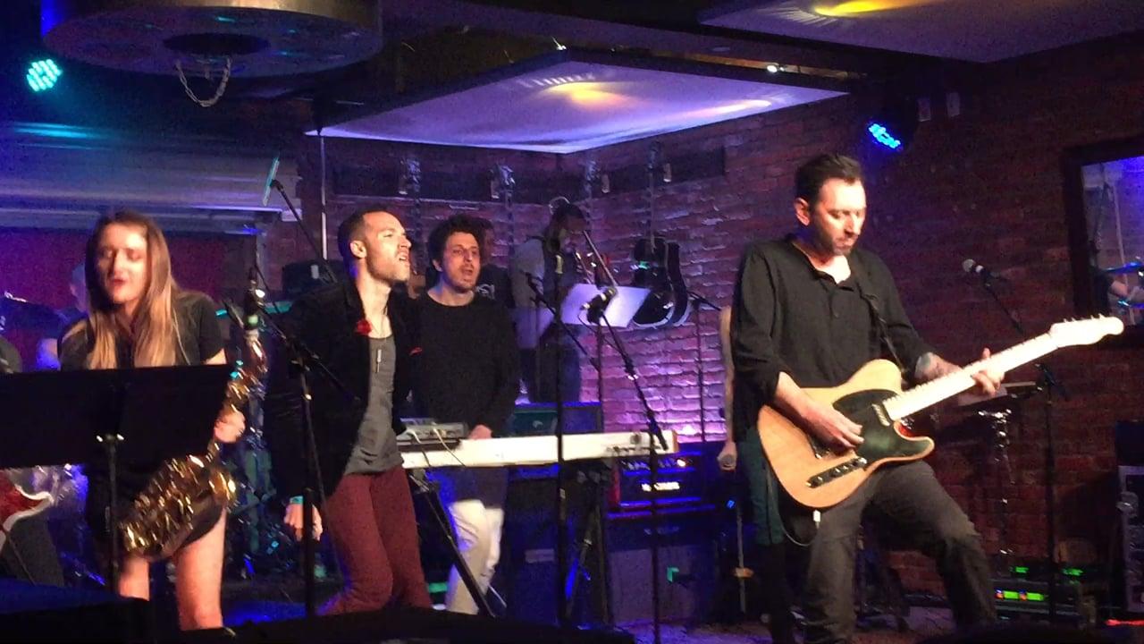 R4I - What Is Hip?  performed with Jay Gore, David Goodstein, Derek Frank