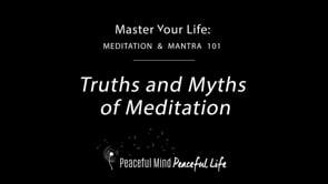 Truths and Myths