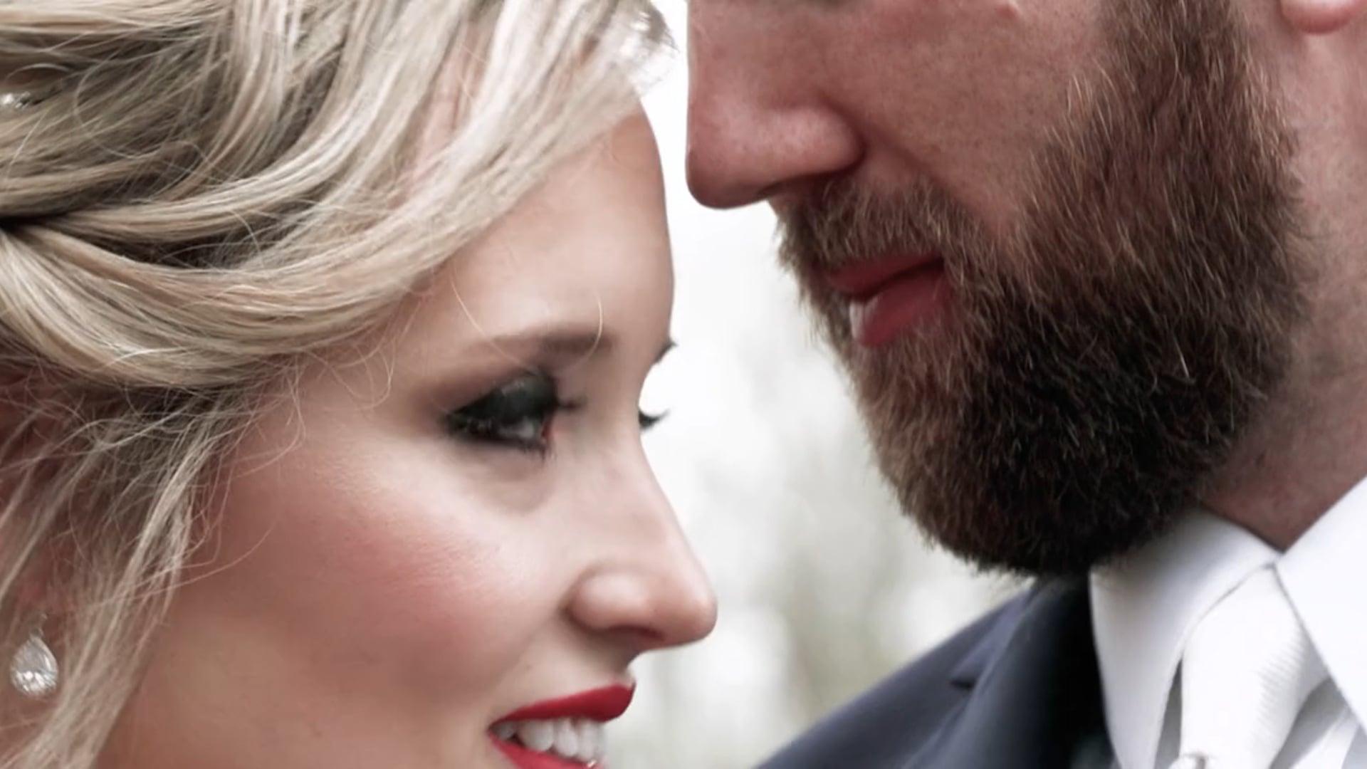 Amber & Maxwell Hoffman - Wedding Feature