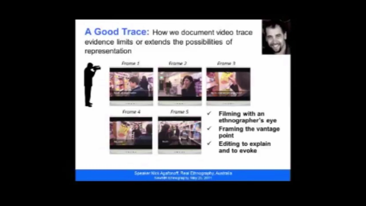 A Guide to Ethnography Webinar
