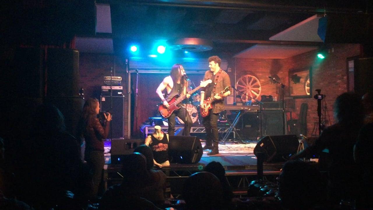 R4I Working Man pt 2 -performed with Pauli Z, Matt Starr
