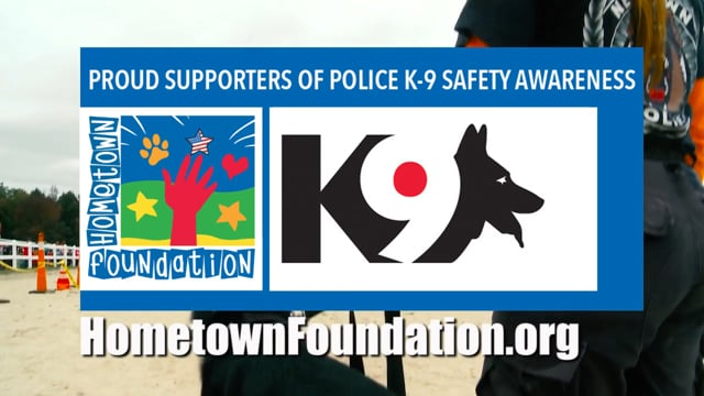 HomeTown Foundation - K9 Awareness THANK YOU
