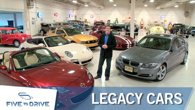 Yahoo! Autos: 5 to Drive -  Legacy Cars