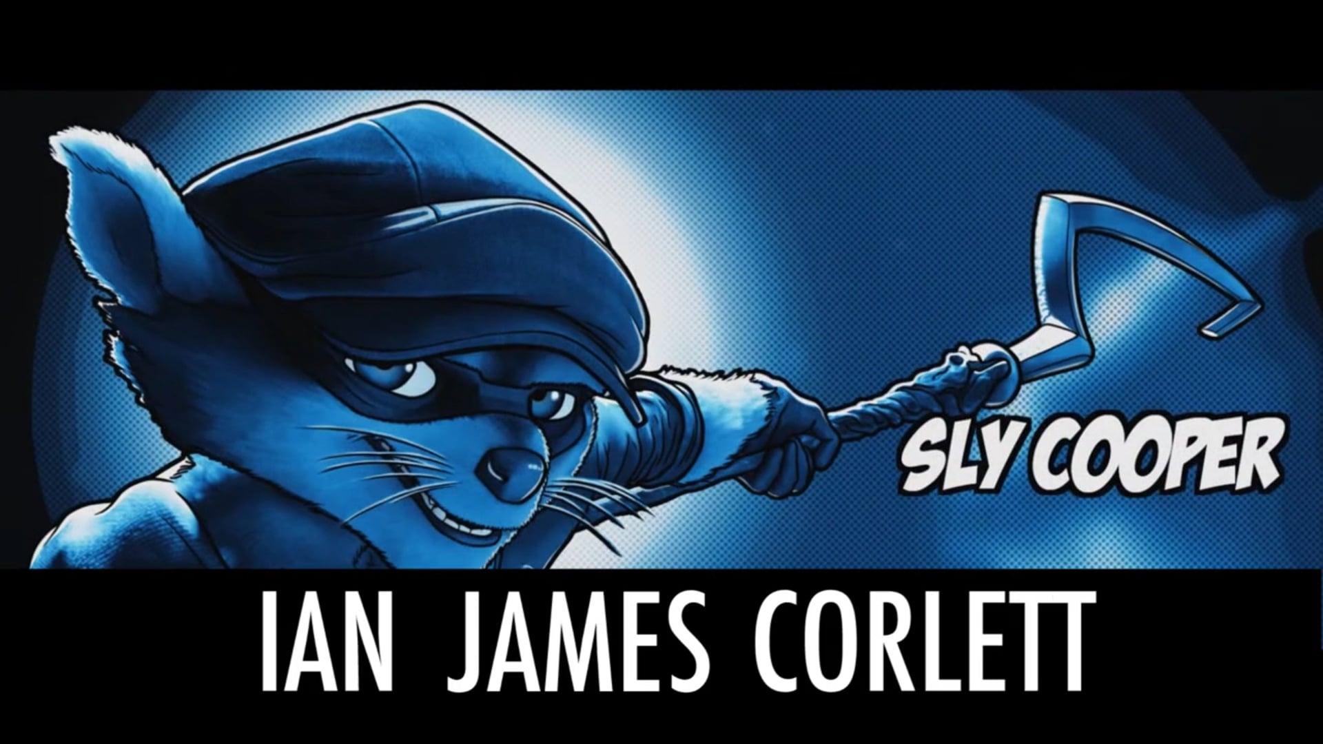 Ian James Corlett Animation reel 2018