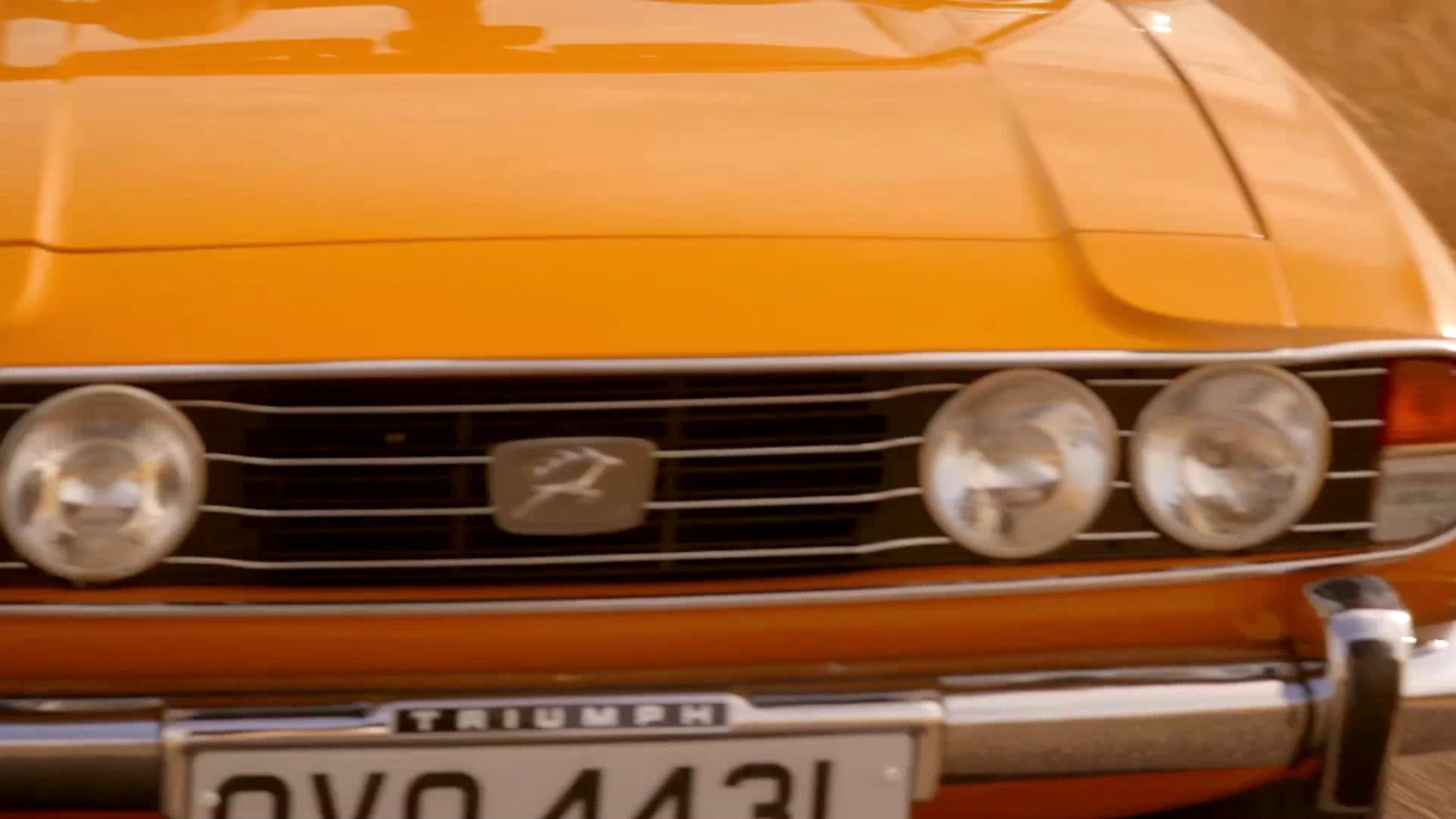 The Classic Car Show - Triumph Stag