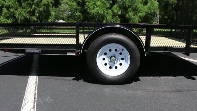 How To Check Carry-On Trailer Tires