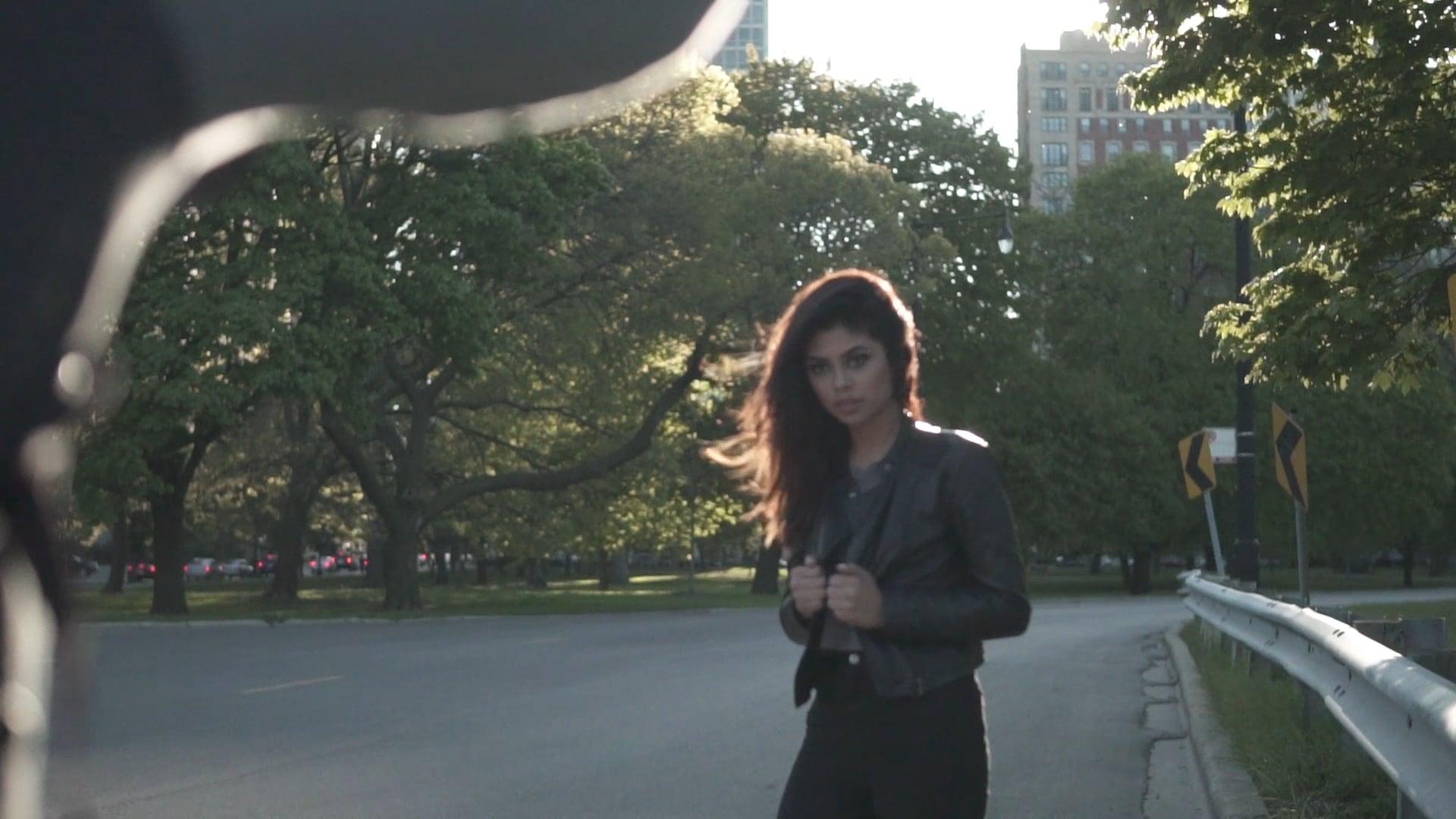 Manny Ortiz Photoshoot - Kayla Diaz