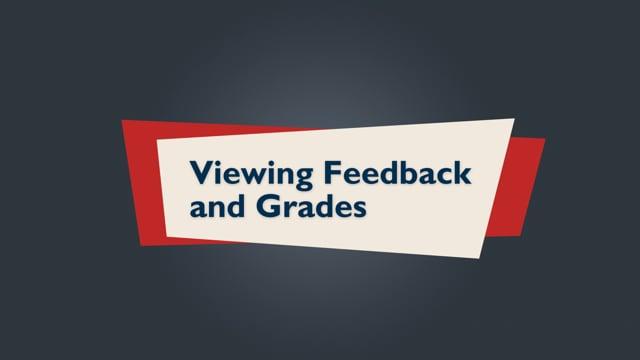 Brightspace Orientation 15_Feedback & Grades