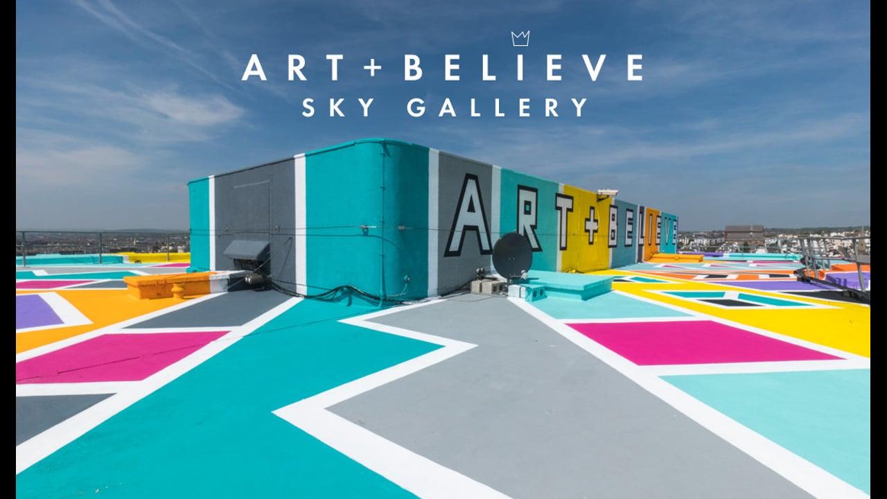 Art + Believe Sky Gallery