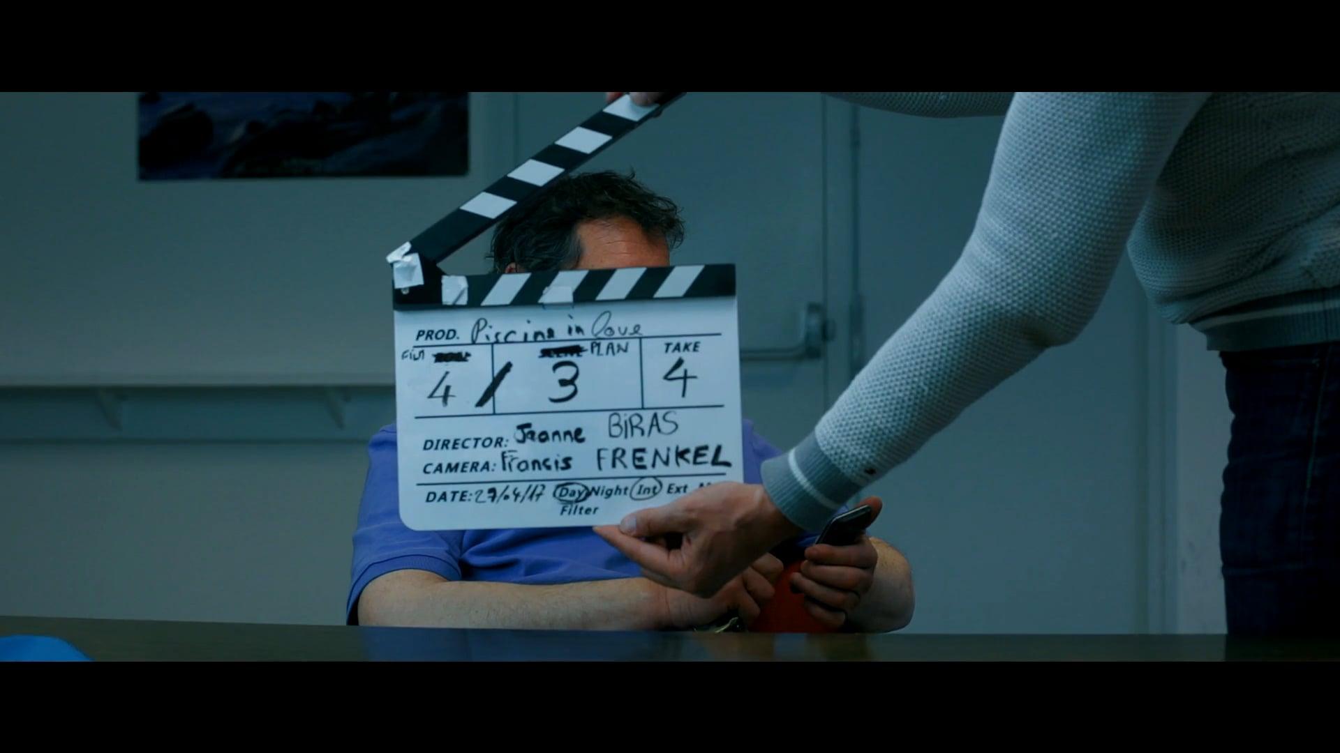 ACTEUR FACE A LA CAMERA - Jeanne Biras 2017