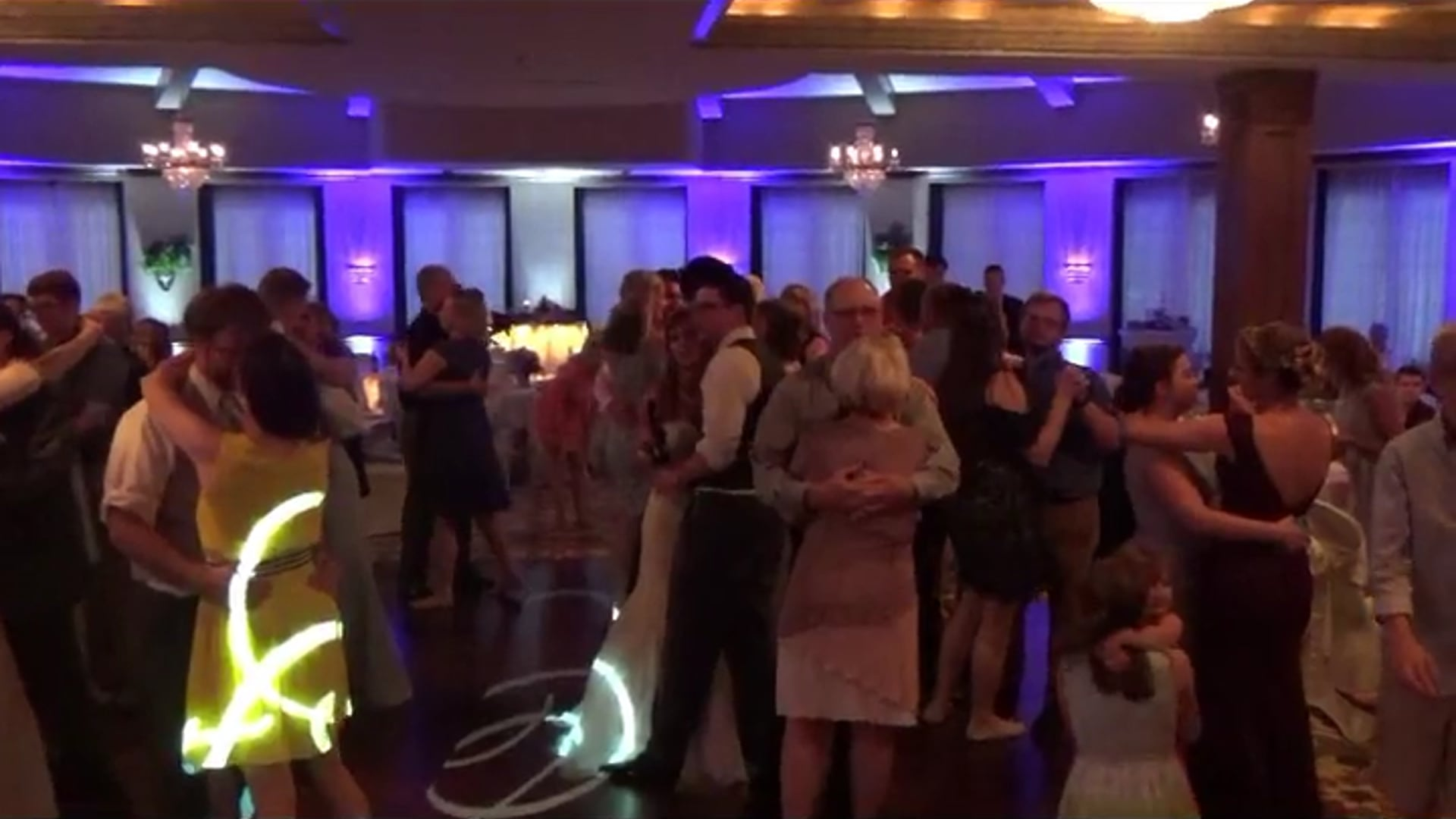Emily and Perry's Wedding Reception - May 13th 2017 - Grapevine DJs