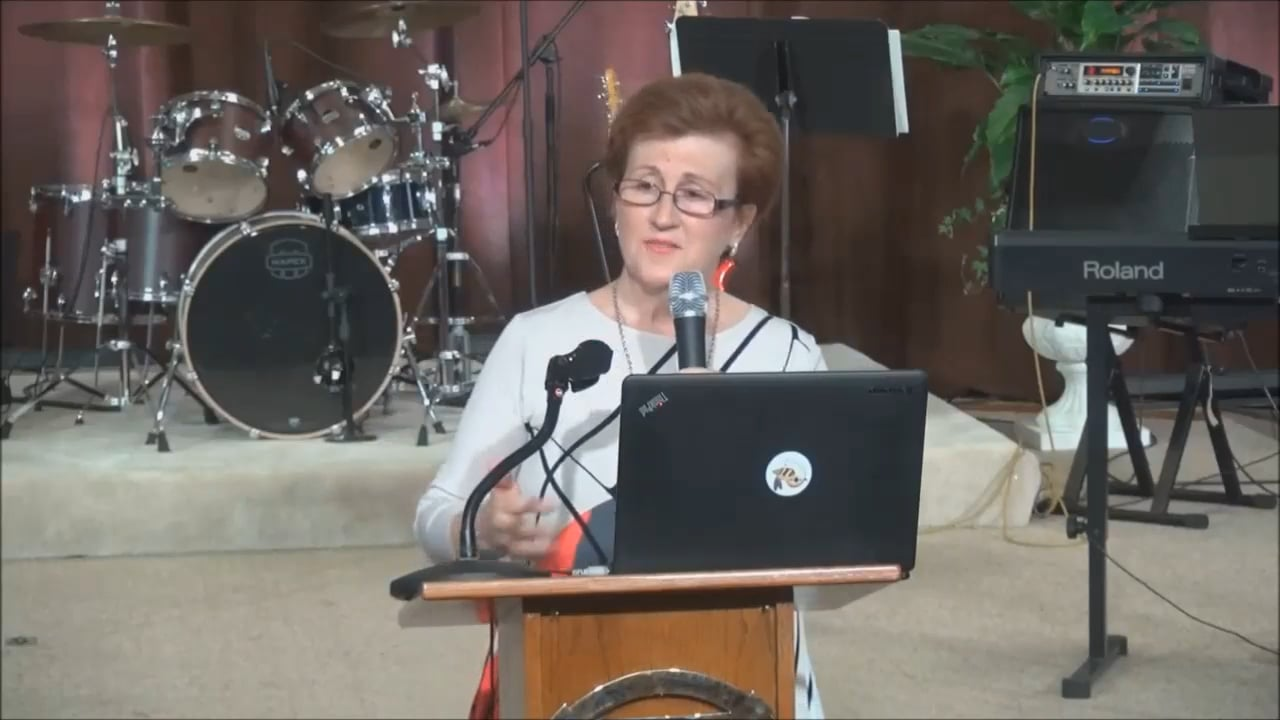 """Kerry Williams' """"Only One God"""" presentation  May 14, 2017"""