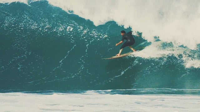 Surfing Video Morocco
