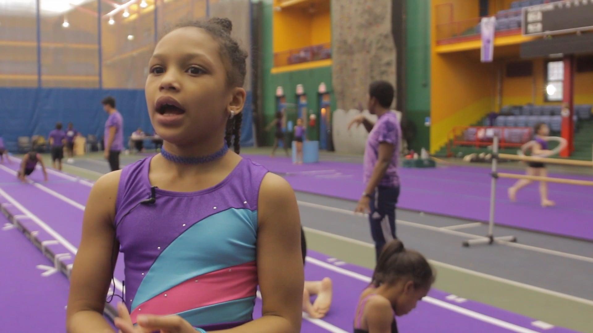 Wendy Hilliard Gymnastics Documentary