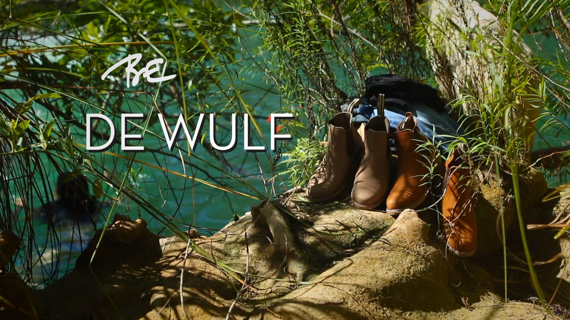 "DE WULF ""Be natural"""