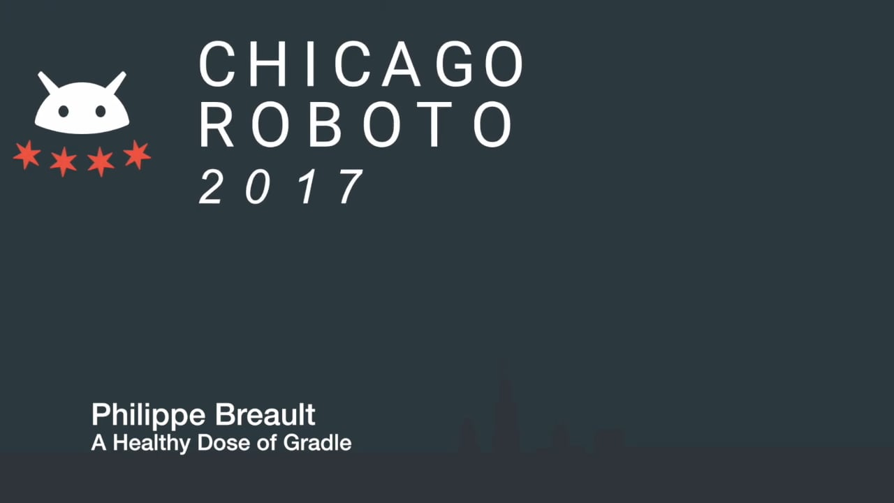 Philippe Breault - A Healthy Dose of Gradle