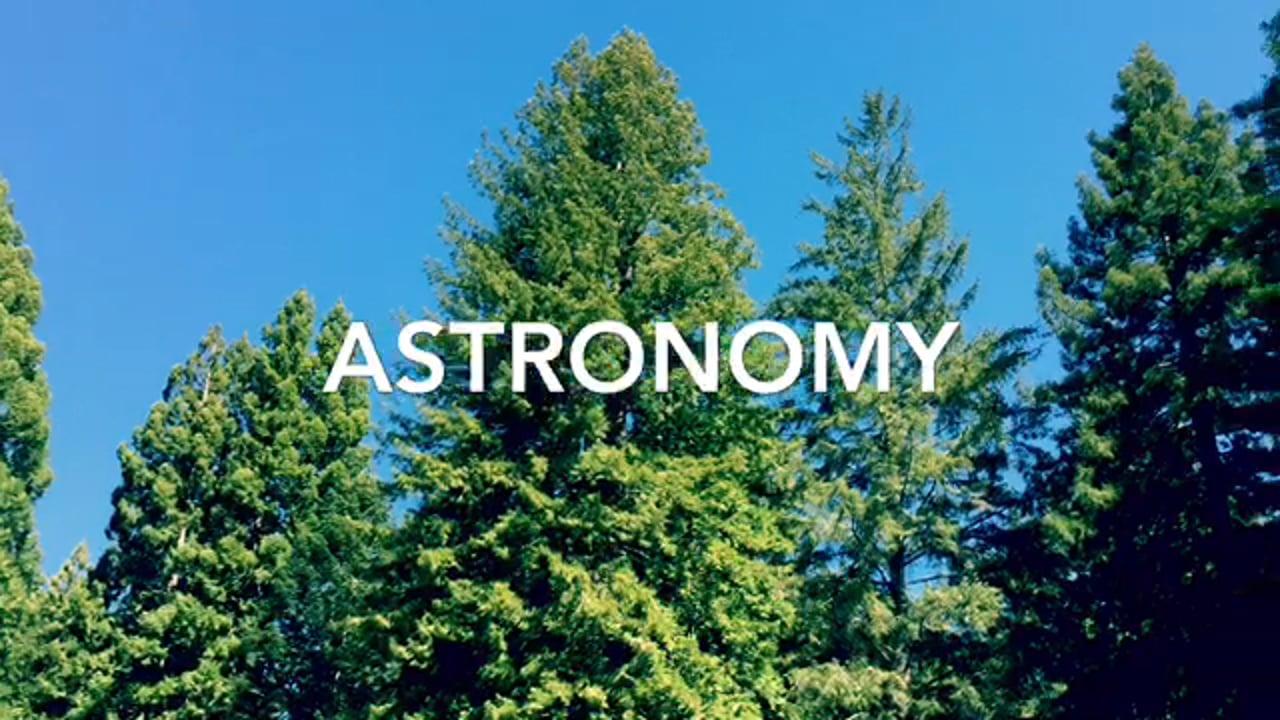 da Astronomy by Chloe Latt