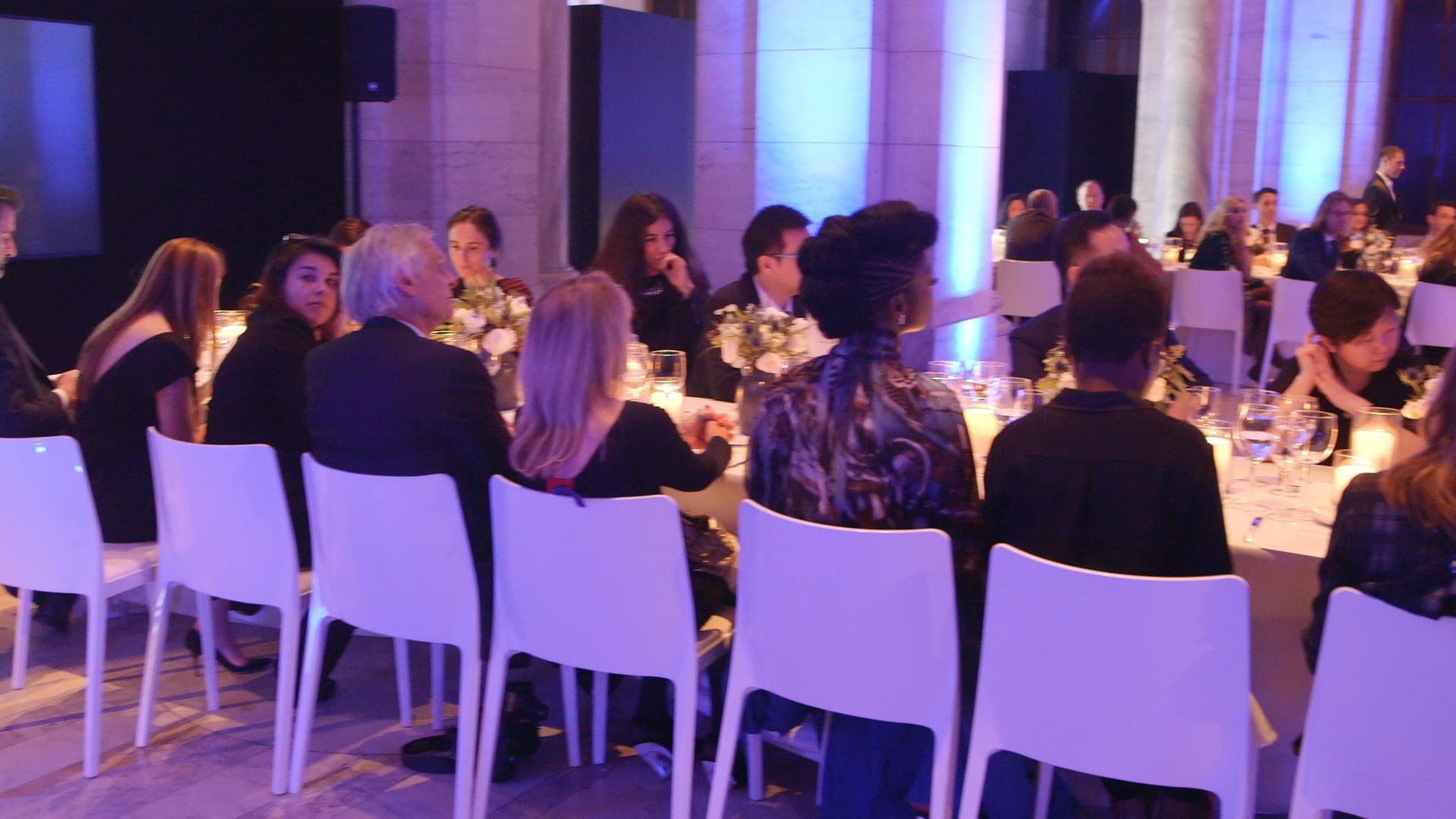 Cena MONTBLANC  UNICEF | Luxury Makers | Internacional