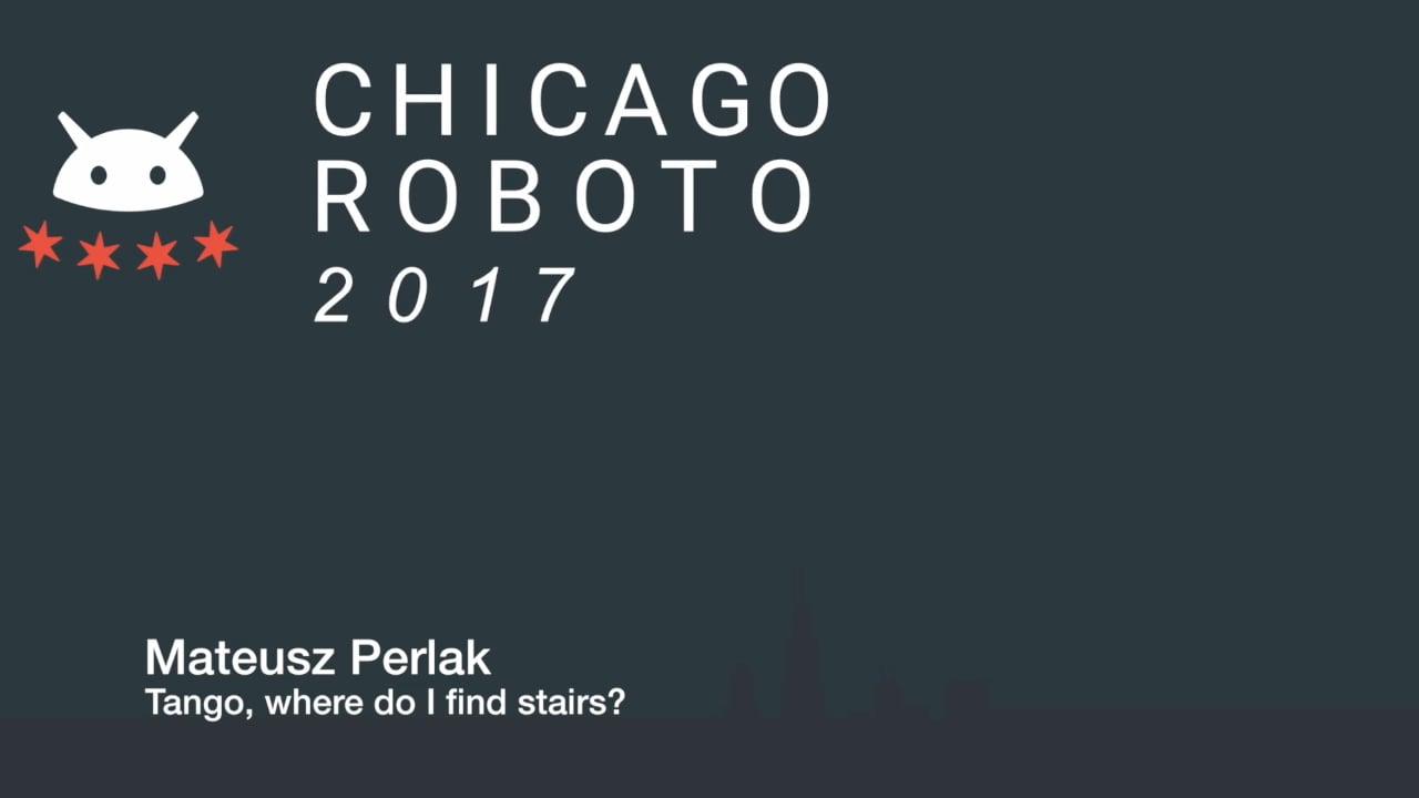 Mateusz Perlak - Tango, where do I find stairs?